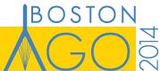AGO Boston 2014